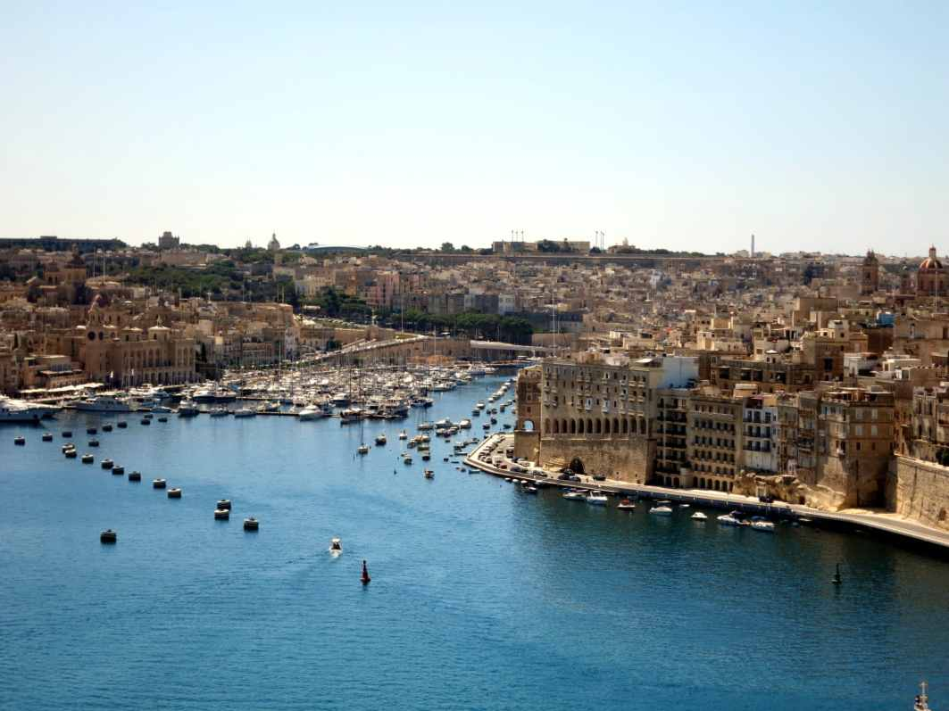 Vittoriosa Senglea Cospicua Three Cities Malta