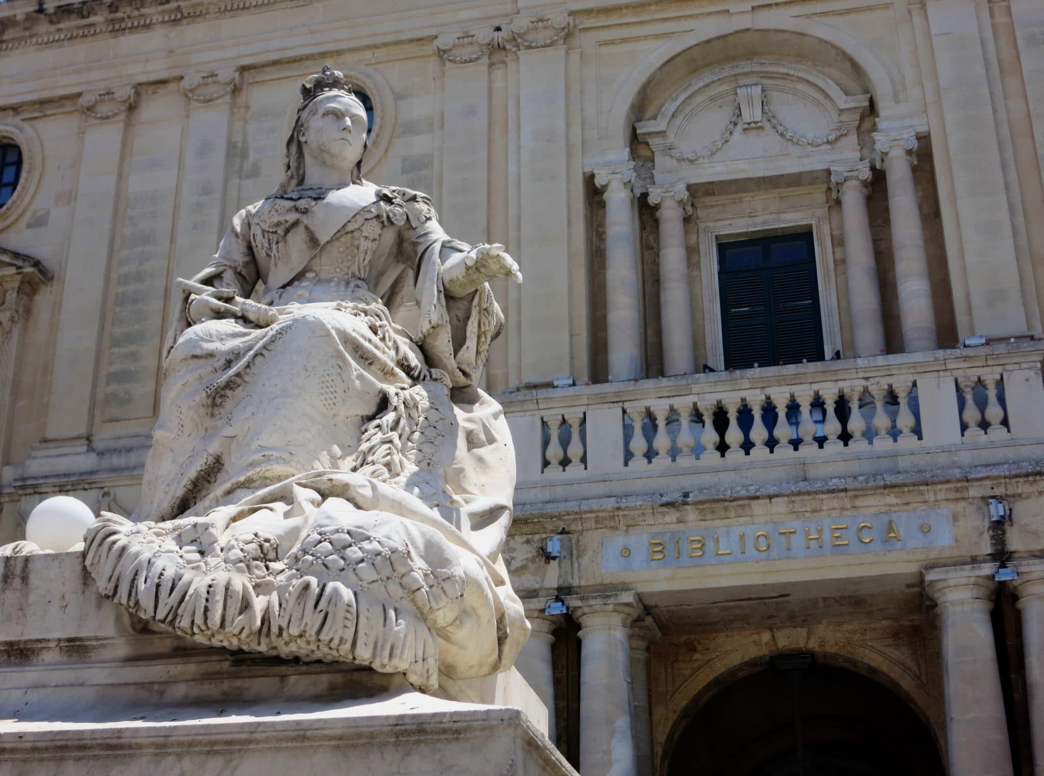 Republic Square Valletta Malta