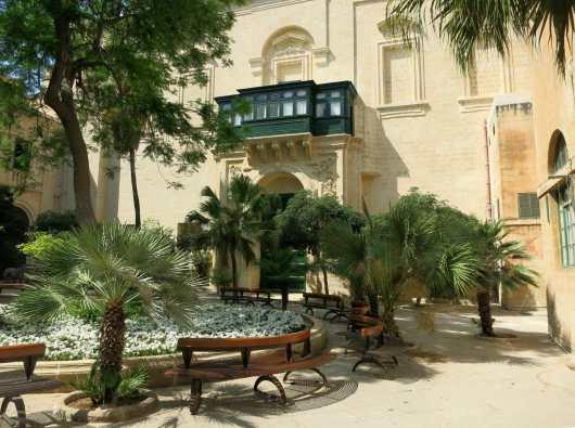 Grand Master's Palace Valetta Malta