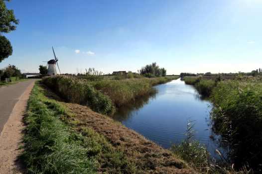 Dreischor Zeeland Netherlands