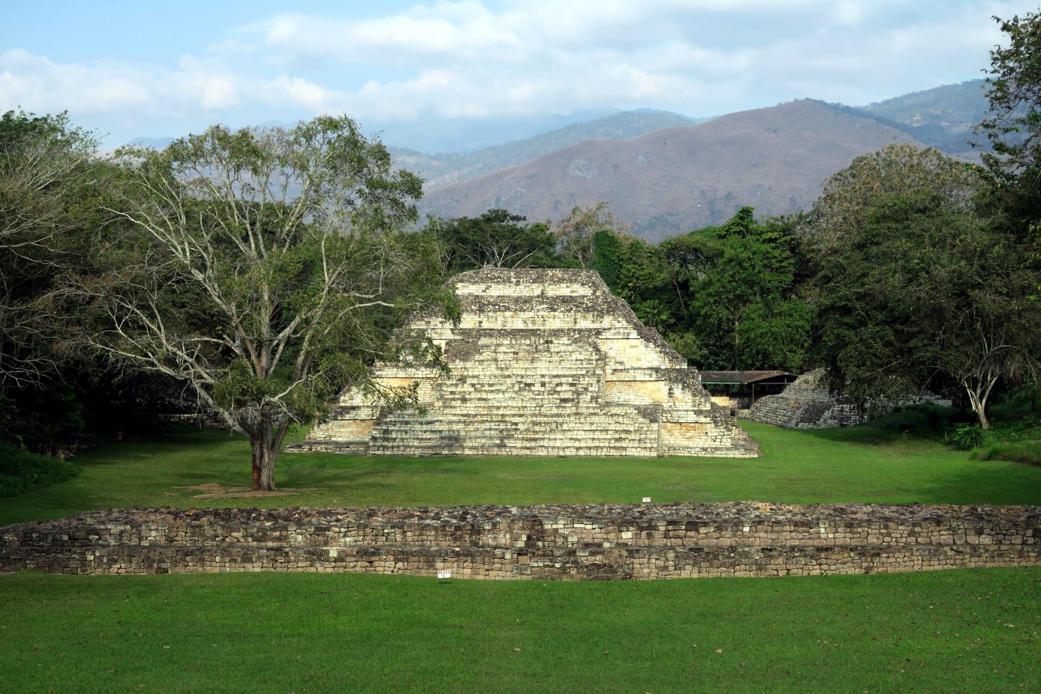 El Puente Ruins Copan Honduras