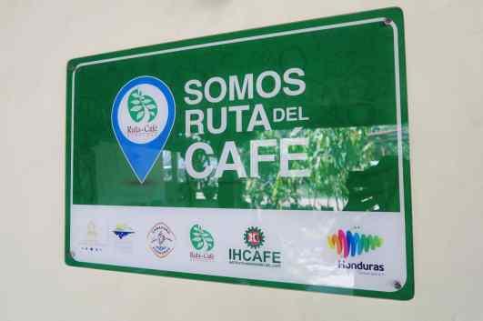 Coffee plantation tour Copan Honduras