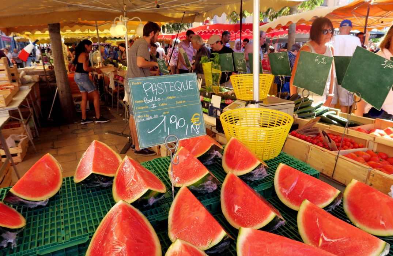 LaFayette Food Market Toulon