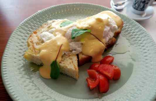 Breakfast Brunch Corto Maltese Freestylefood café in Split Croatia