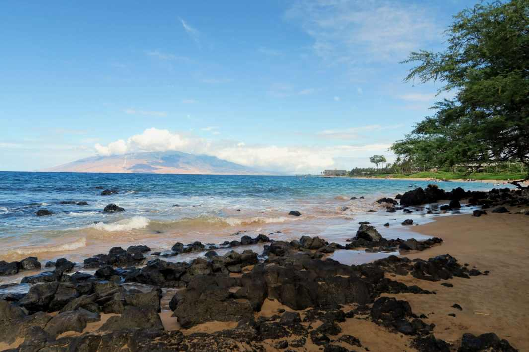 Ulua Beach Wailea Maui Hawaii