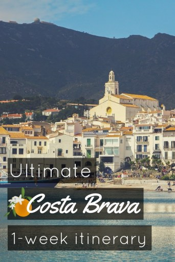 Costa Brava Itinerary Scuba diving Catalonia Spain