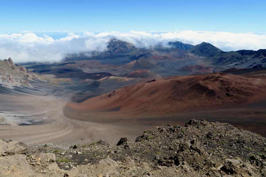 Haleakala National Park Maui Hawaii - Fun things to do in Hawaii