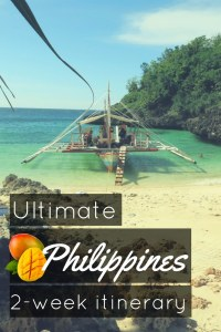 2 weeks in the Philippines: island hoping in the Visayas