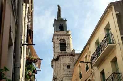 Church Sète France