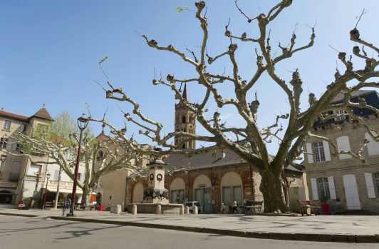 Millau Aveyron France