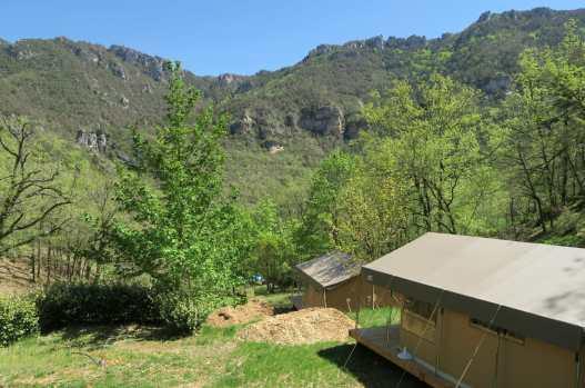 Beldoire Camping gorges du Tarn France