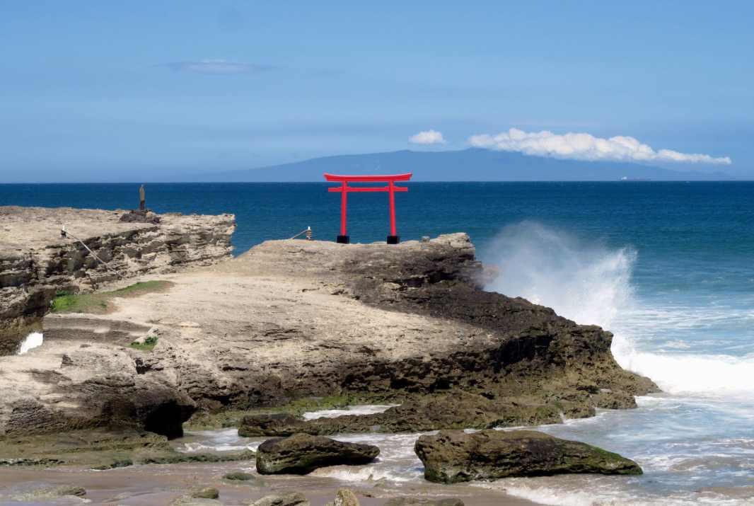 Shirahama Shimoda Izu Peninsula Japan