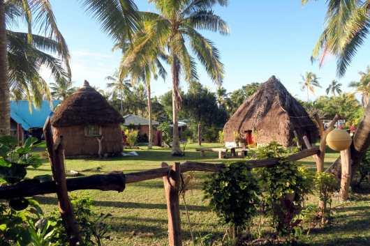Easo Village Lifou New Caledonia