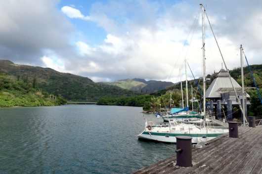 Marina - Exploring Hienghene New Caledonia