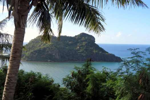Sphinx viewpoint - Exploring Hienghene New Caledonia
