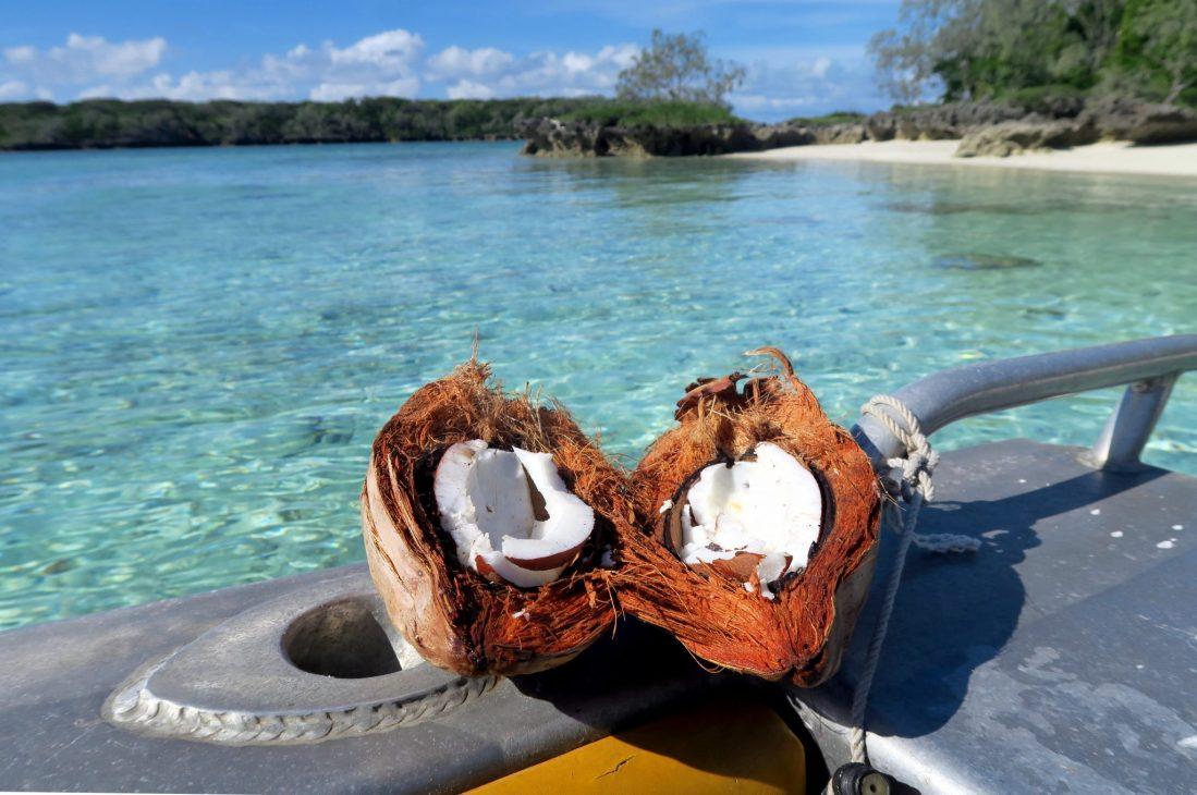 Ouvea New Caledonia