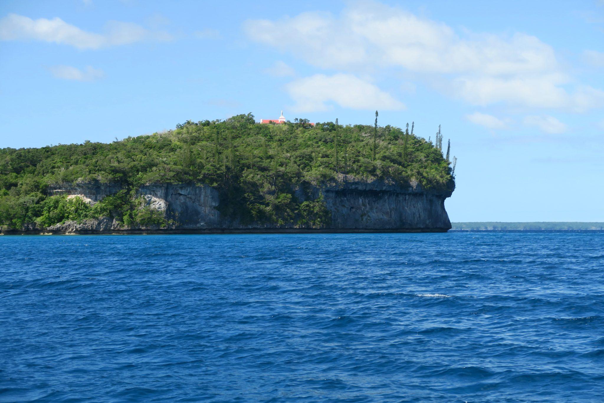 Jokin Cliffs Lifou New Caledonia