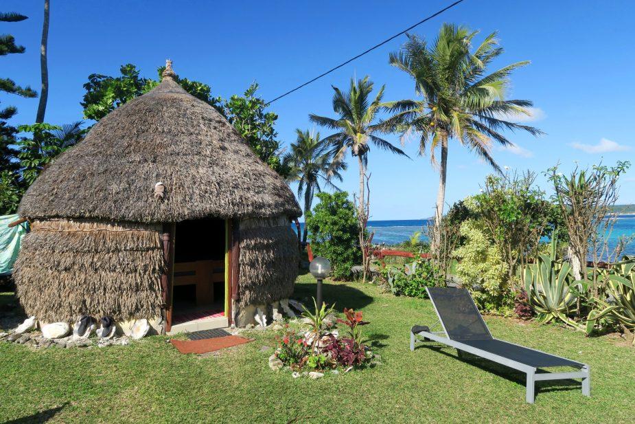Jeanette guesthouse Lifou New Caledonia