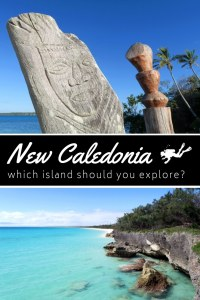 new caledonia islands