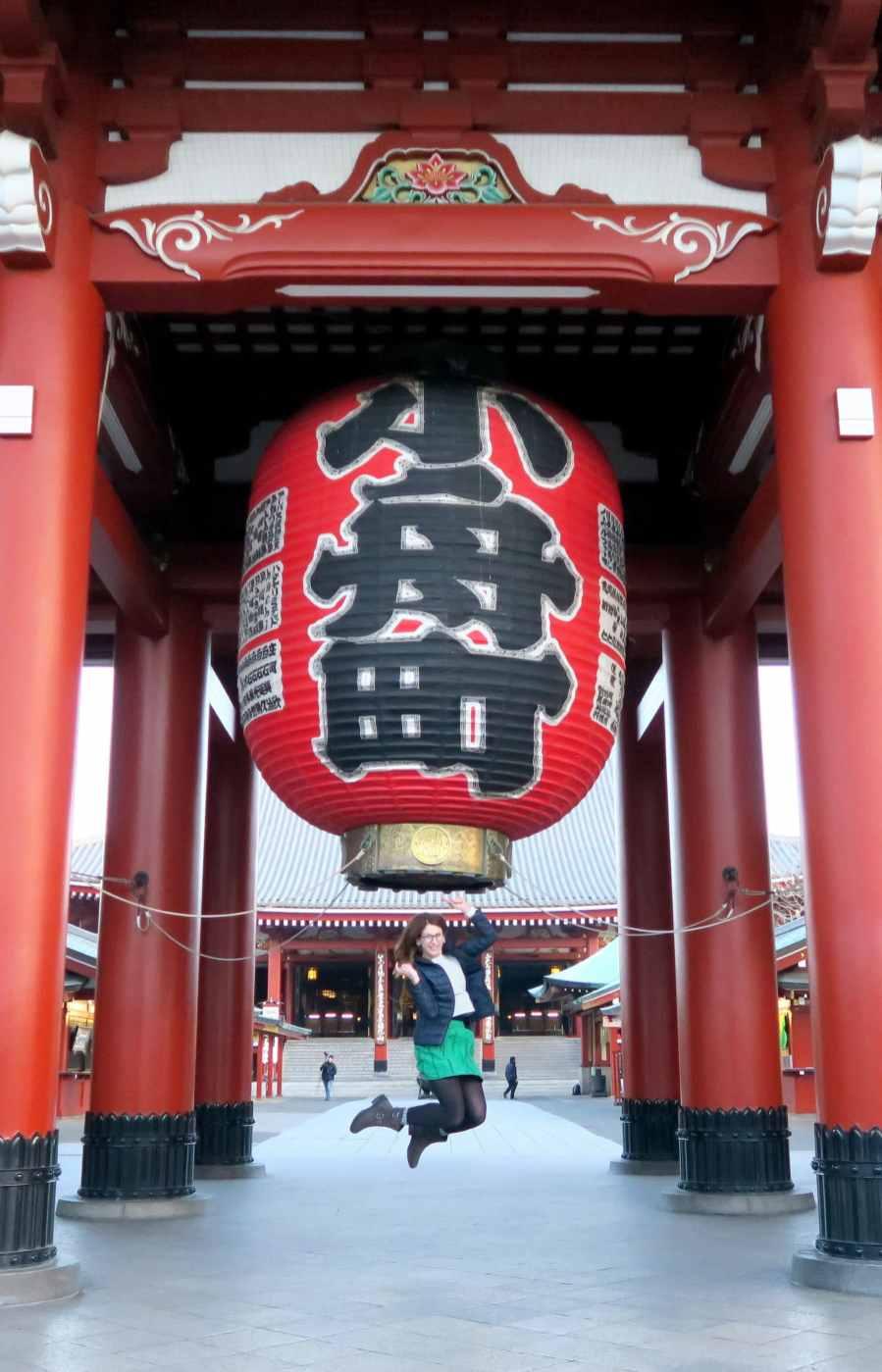 Sensoji Asakusa Tokyo Japan