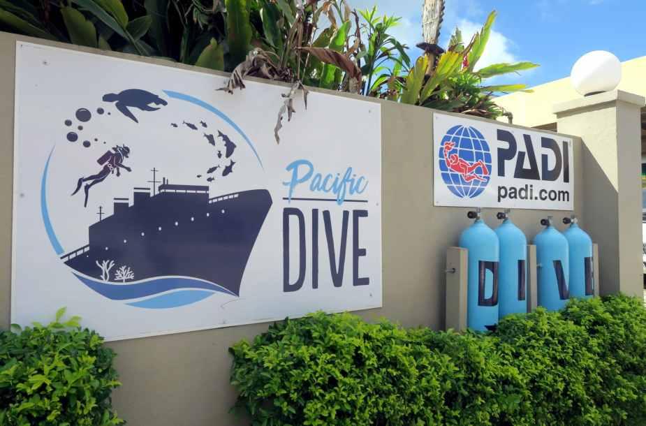 Pacific Dive Luganville Santo Vanuatu