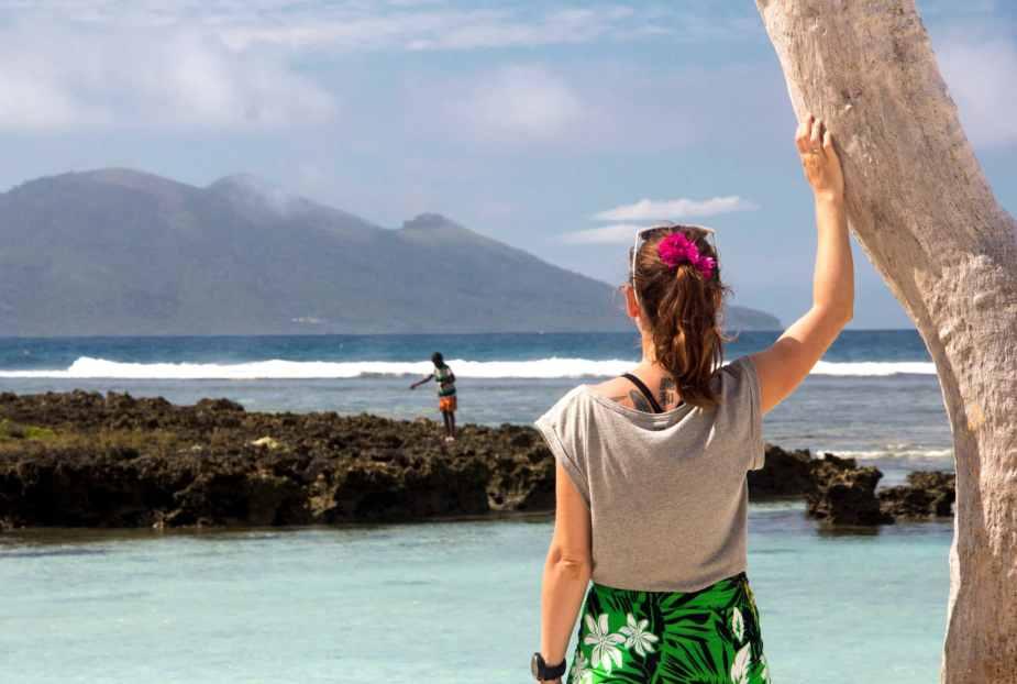 Florine World Adventure Divers Efate Vanuatu