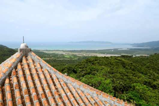 Viewpoint Banna Park Ishigaki Okinawa Japan