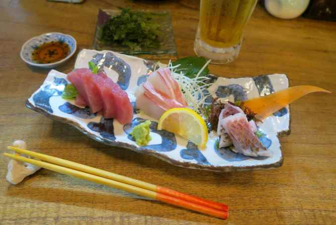 Ichigyoichie Best places to eat in Ishigaki Okinawa Japan