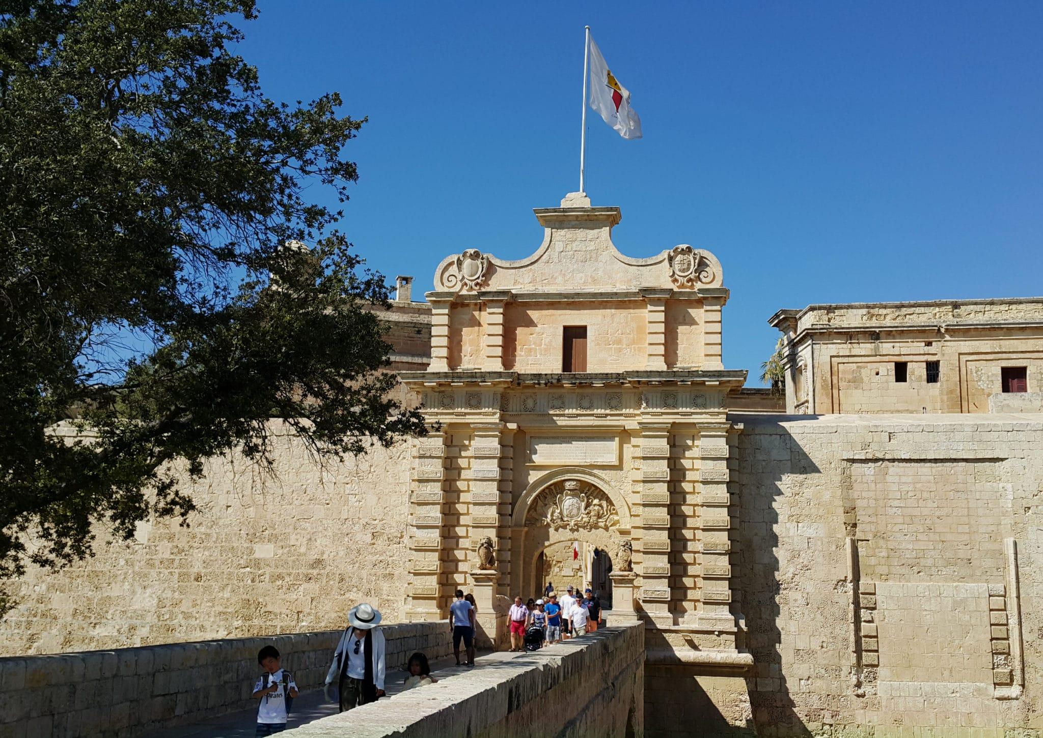 Mdina Gate Malta