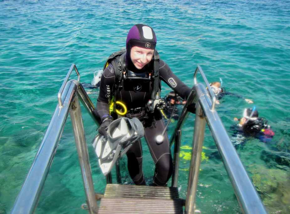 Wreck diving Malta