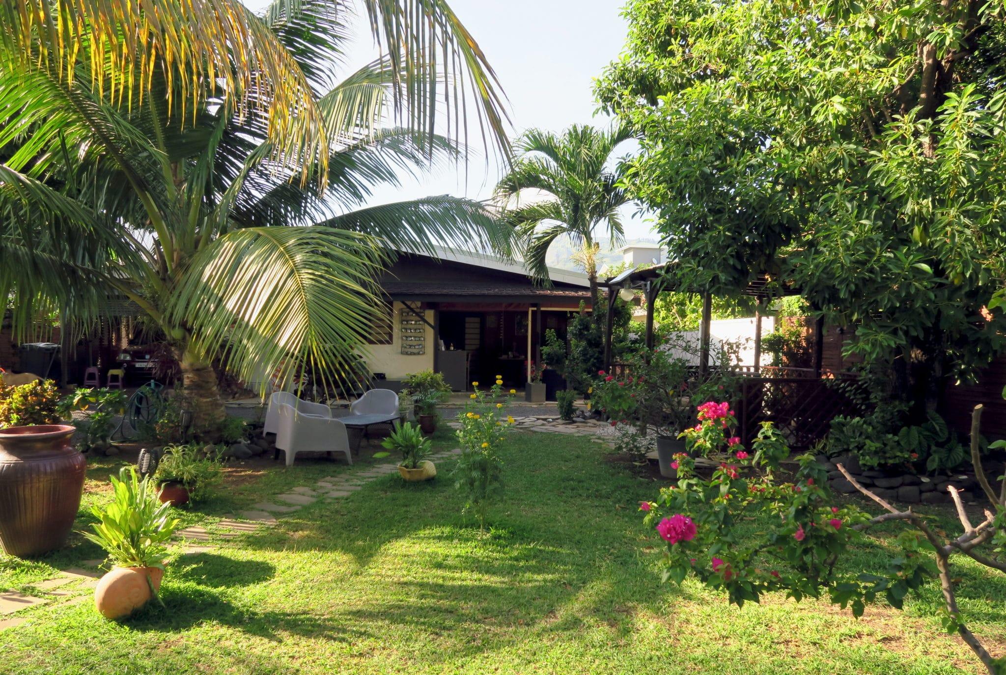 Guesthouse Papeete Tahiti