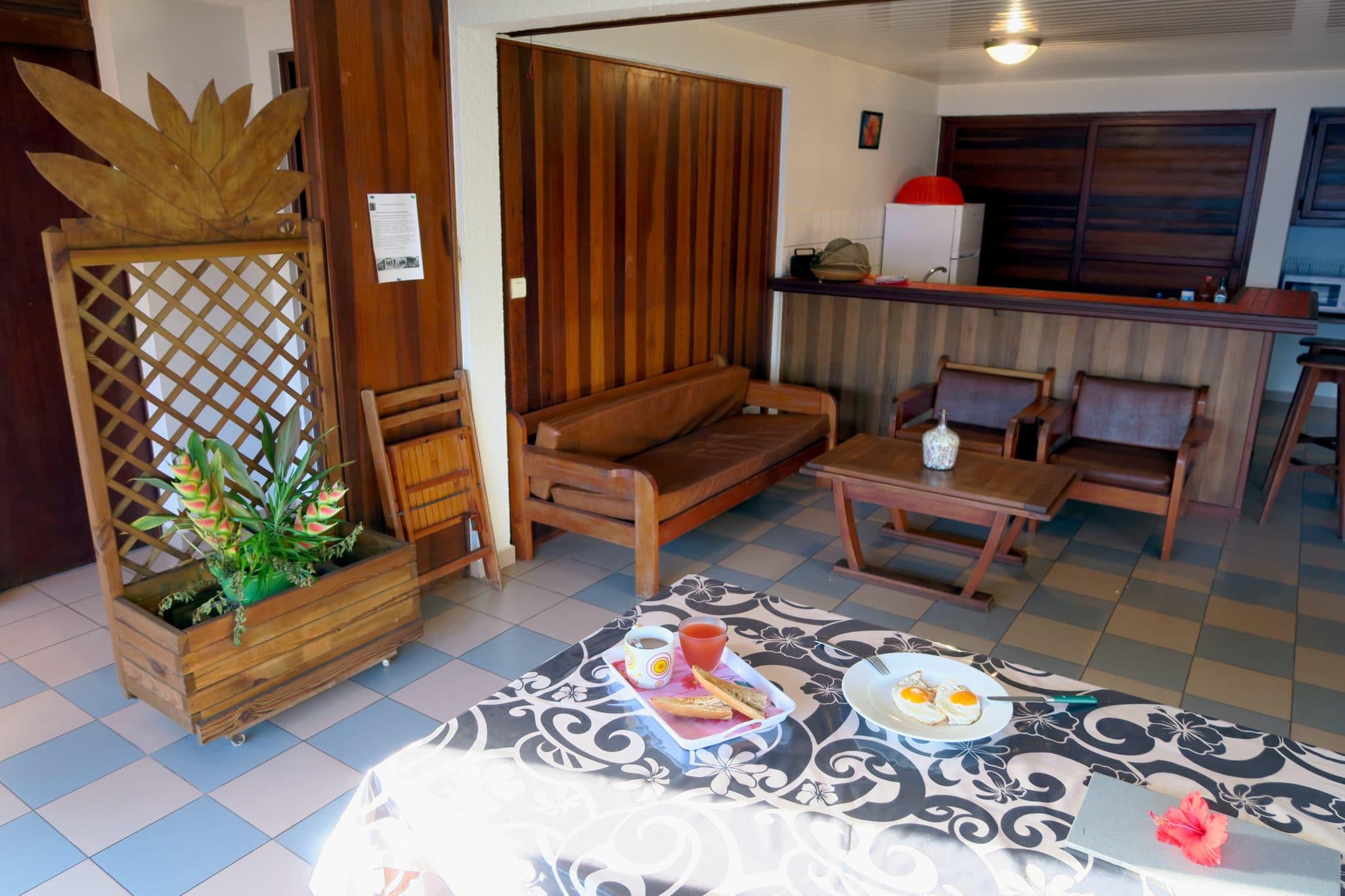 Guesthouse Tahiti Peninsula