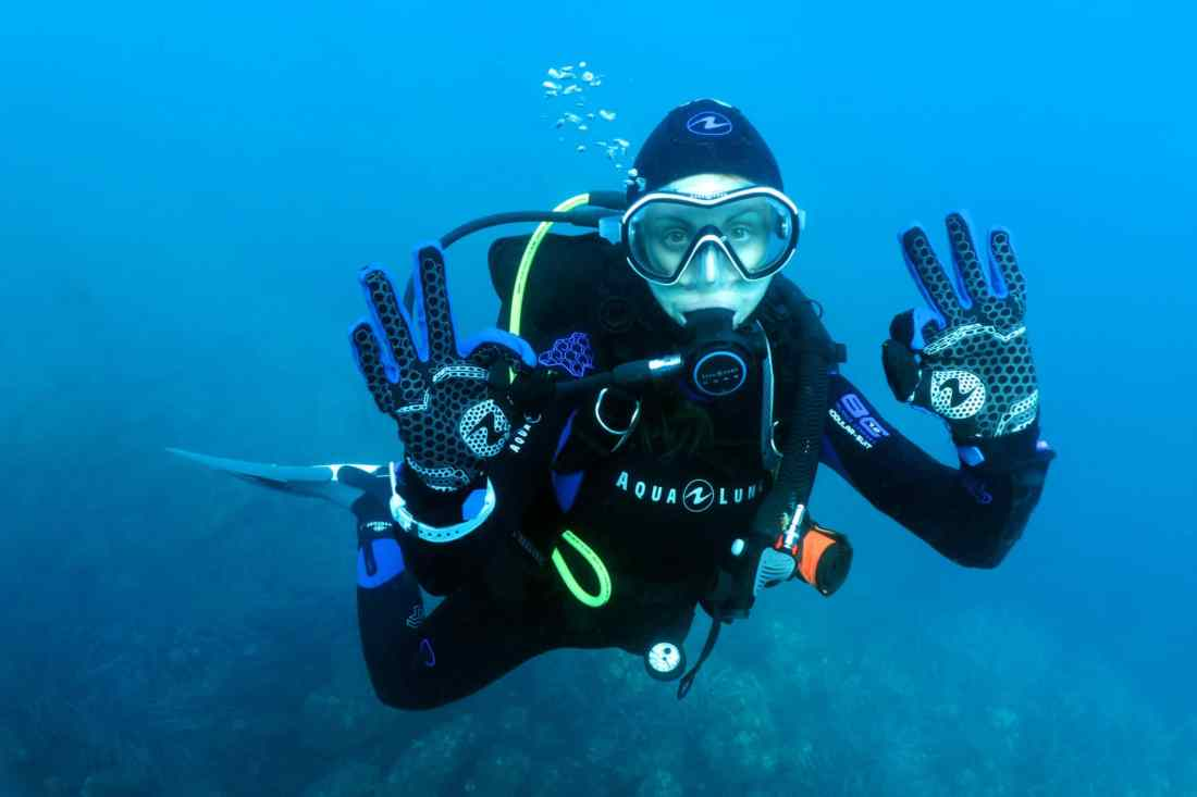 Top 10 dives Florine World Adventure Divers Golfe-Juan French Riviera