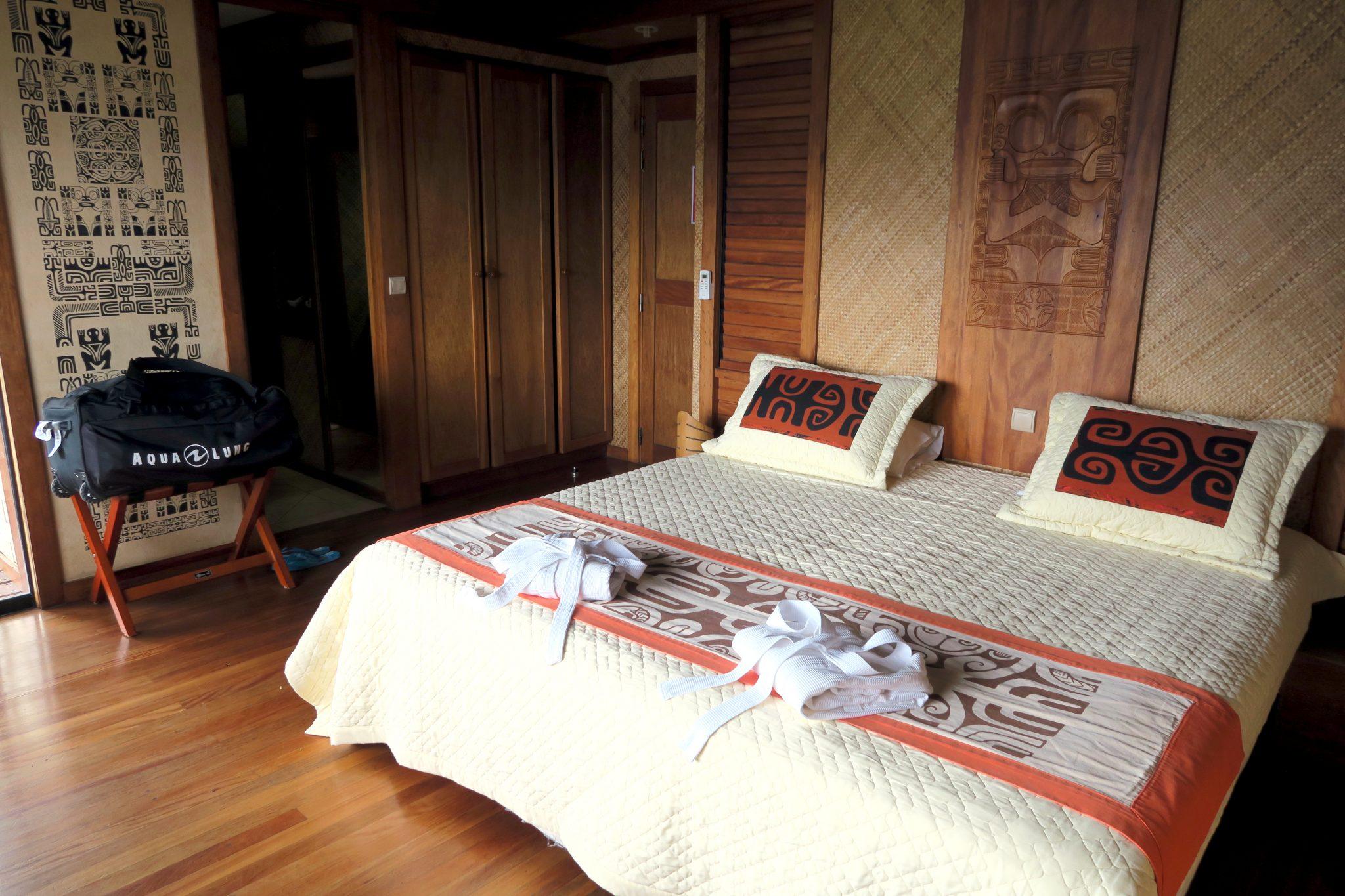Hiva Oa Hotel Marquesas Islands