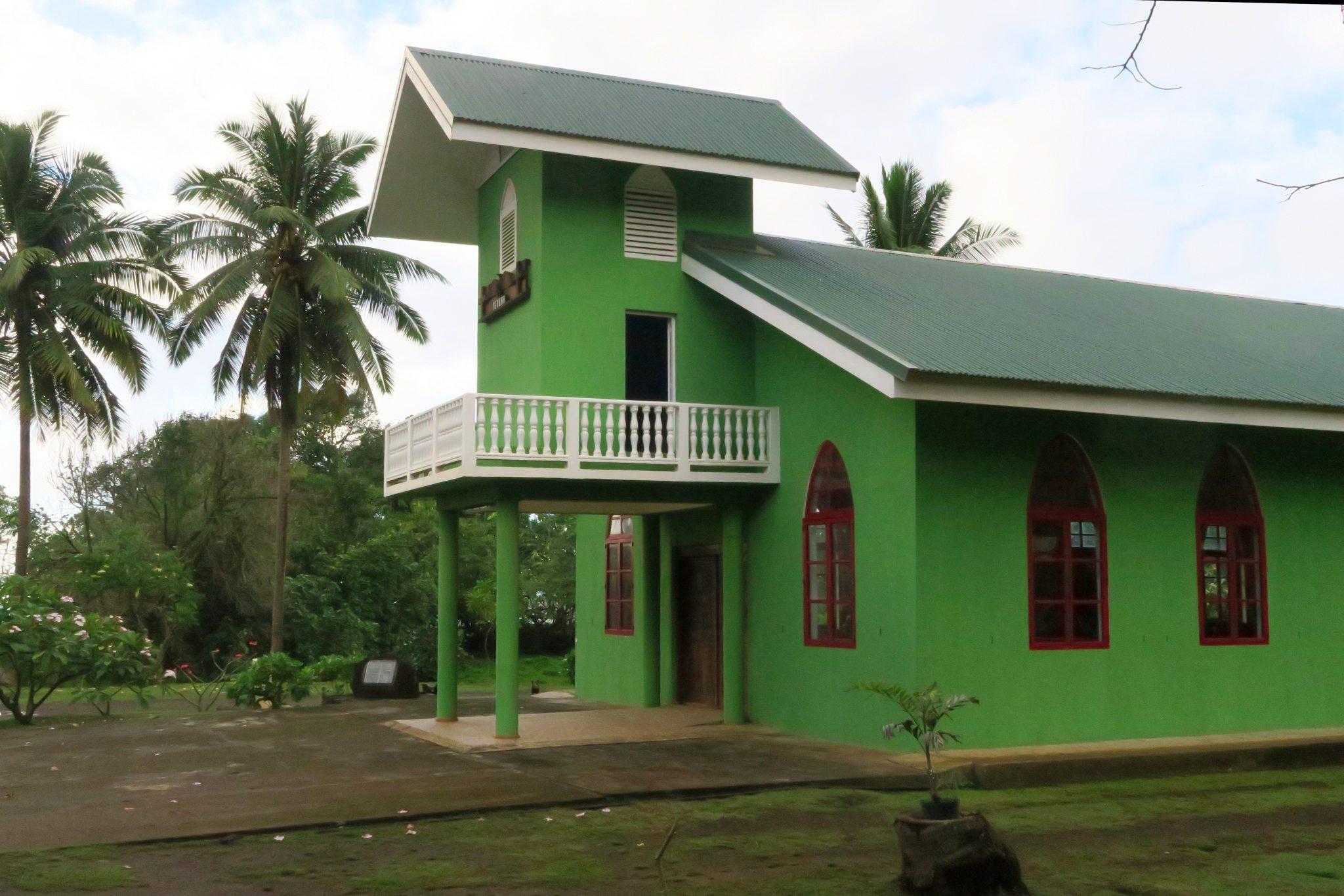 Hiva Oa Marquesas Islands