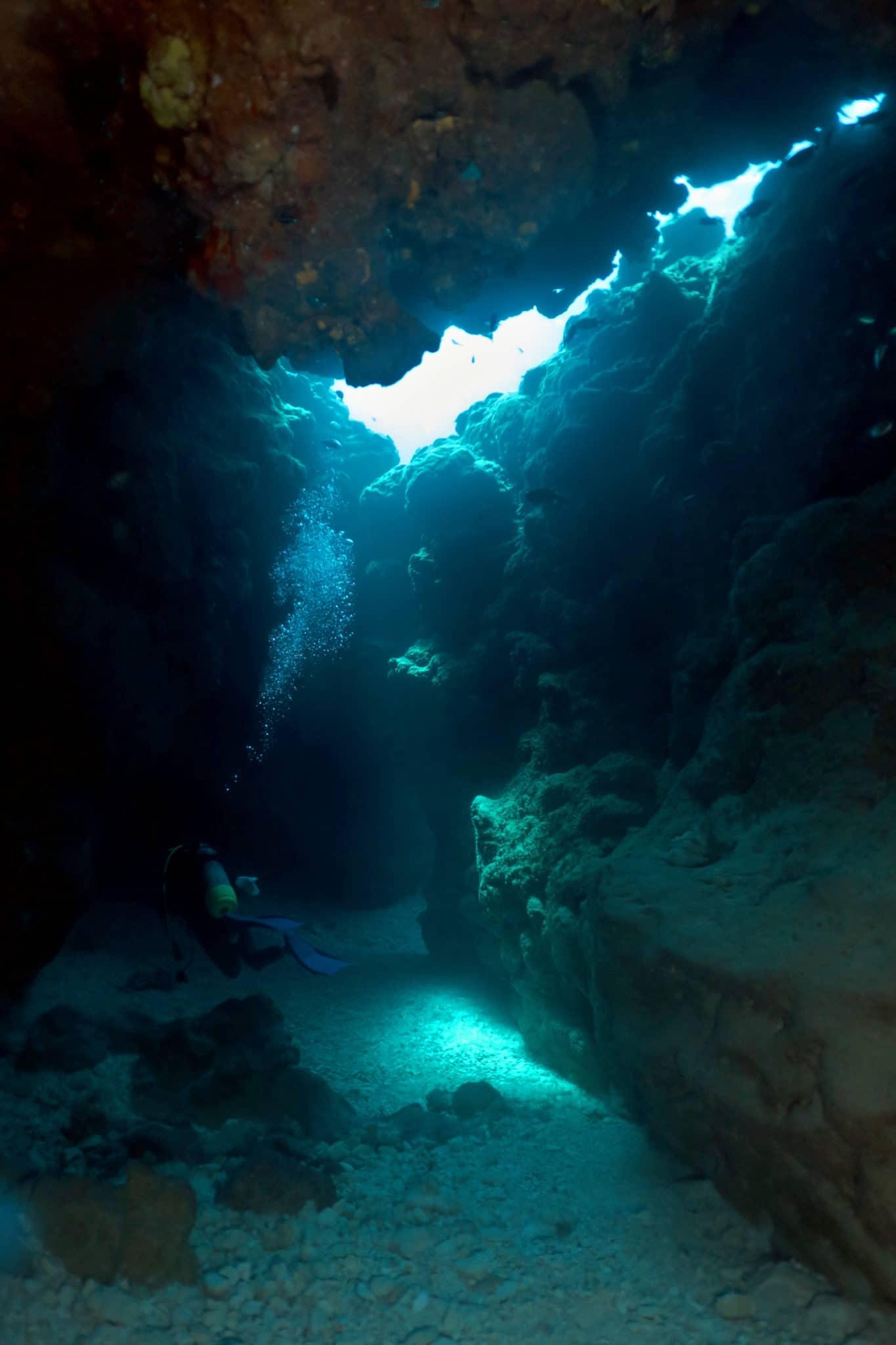 Diving in Miyakojima