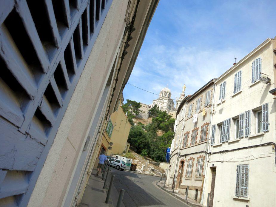 Quartier Basilique Marseille