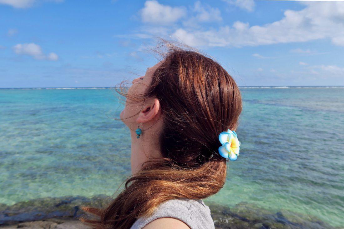 My sabbatical - Msaesato Beach Ishigaki Japan