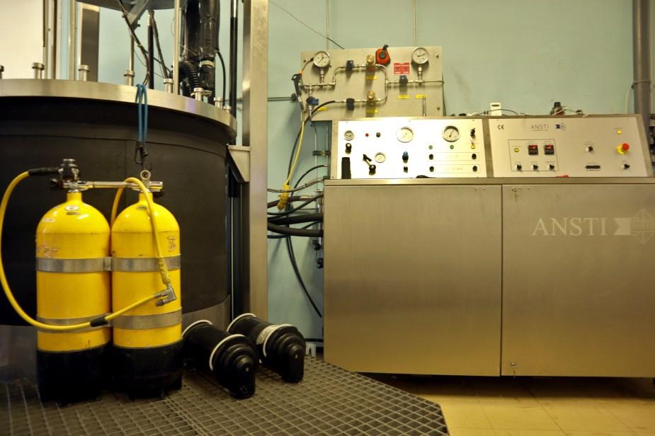Aqua Lung France Factory