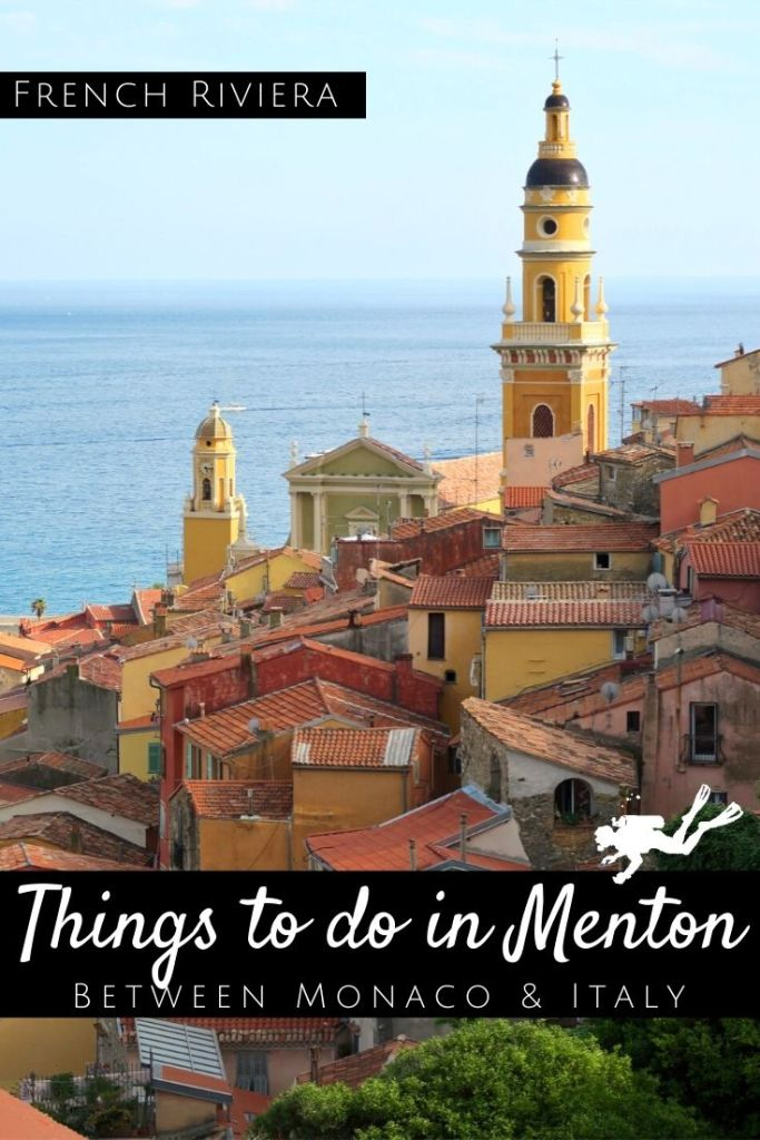 Things to do in Menton pin
