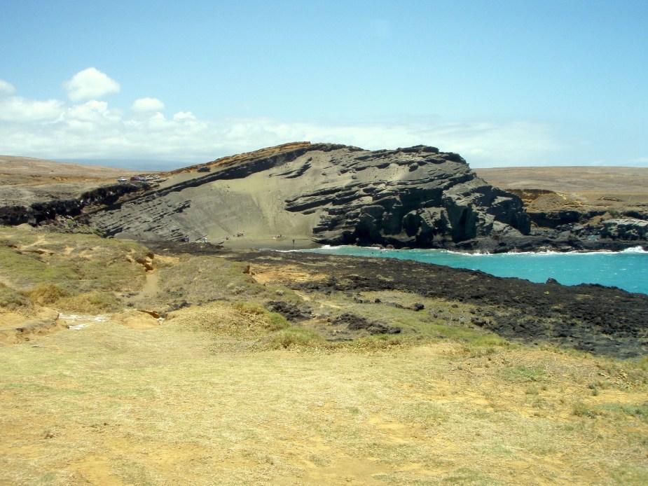 Green Sand Beach Hawaii - Fun things to do in Hawaii