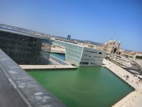 MUCEM villa meditérranée la Major Marseille