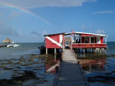 Scubadiving centre Caye Caulker Belize