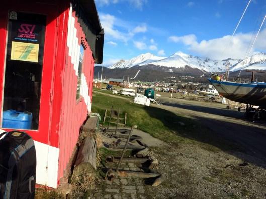 Nautical club Ushuaia