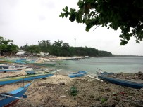 Lighthouse village Malapascua Philippines