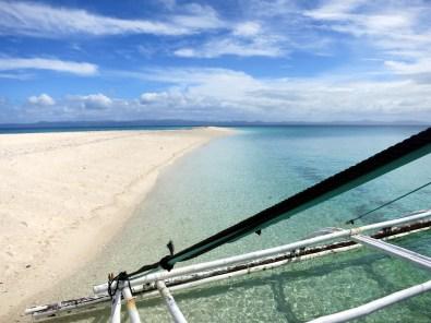 Kalanggaman atoll Leyte Philippines