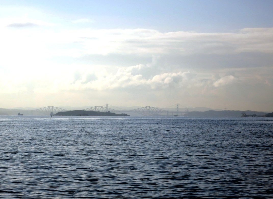 Scuba diving Firth of Forth Scotland