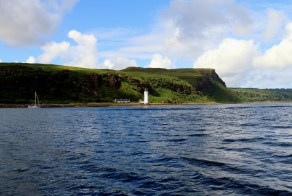 Lighthouse Tobermory Mull Scotland