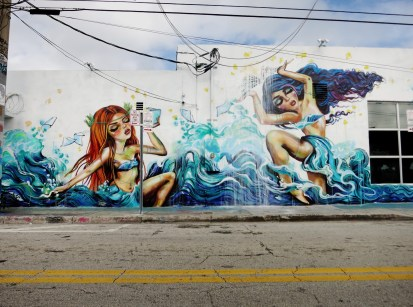 Street Art - Wynwood Art District Miami Florida