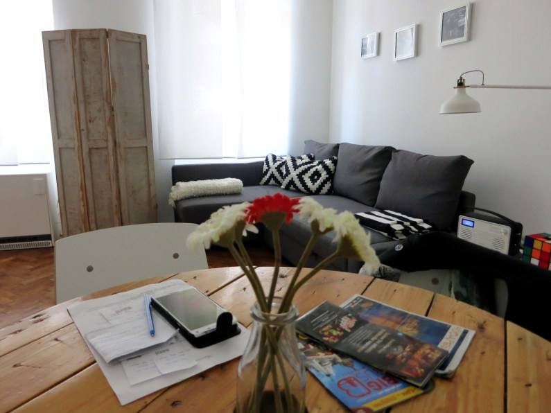 Airbnb appartment Budapest Hungary